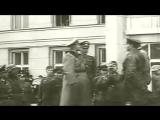 22/09/1939. Брест. Совместный парад Вермахта и РККА