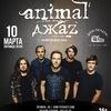 Animal ДжаZ в Екб | 10 марта в Доме Печати