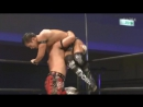 T Hawk vs Naruki Doi Dragon Gate King of Gate 2017 Finals