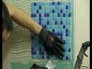 Ура Бобру! Как правильно уложить мозаику на стену