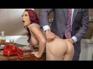 Getting Off The Typing Pool Monique Alexander & Ryan Driller[Big Tits Worship, MILF, Redhead, Work Fantasies,New Porn 2017]