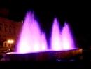 Великолепные радужные фонтаны в Одессе !