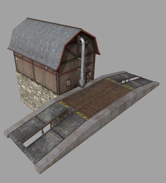 Placeable grain storage v 1.1.0.0