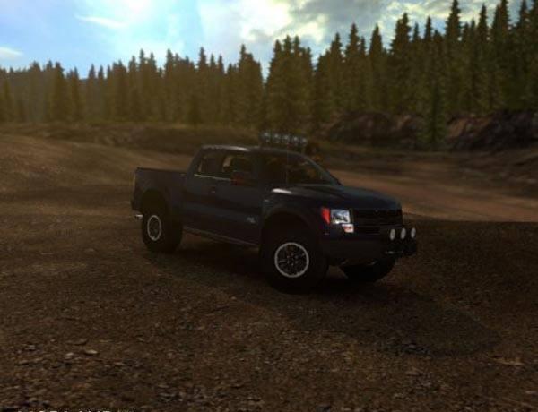 Ford F-150 SVT Raptor V2.2