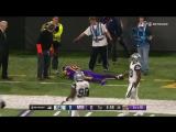 NFL 2016-2017  Week 13  Dallas Cowboys - Minnesota Vikings  Condensed Games  Сжатые игры  EN