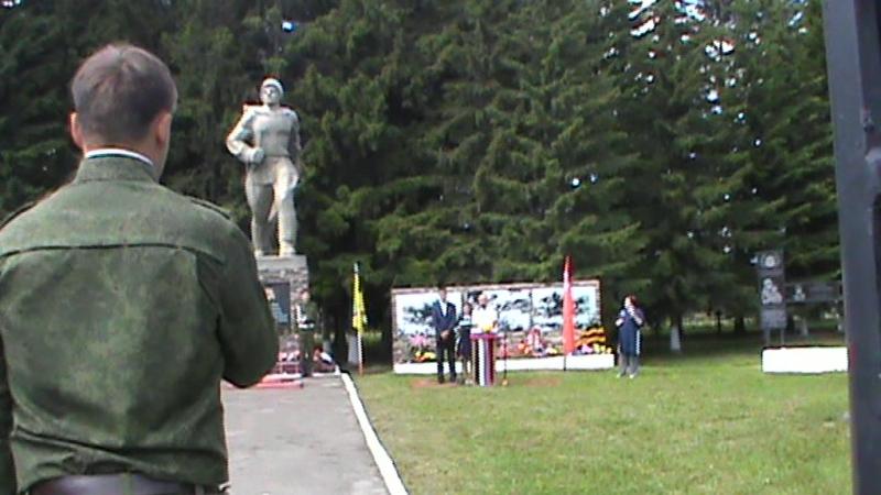 22 июня - День памяти и скорби по погибшим в Великой Отечественной войне 1941-1945 гг.