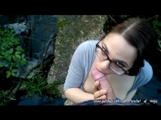 Teacher_of_magic - public cumshot compilation (720p) [amateur, russian teen, outdoor, public, blowjob, pov]