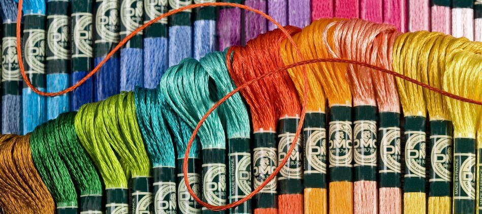 DMC, какие нитки для вышивки лучше