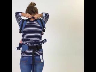 Рюкзак-переноска Лайт