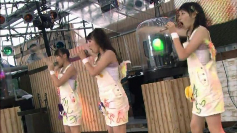 [LIVE] Perfume - Sweet Donuts [GIRL POP FACTORY   21.09.2003]