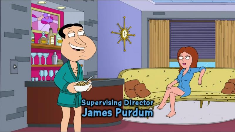 Обычное утро Глена _ Гриффины (Family Guy)