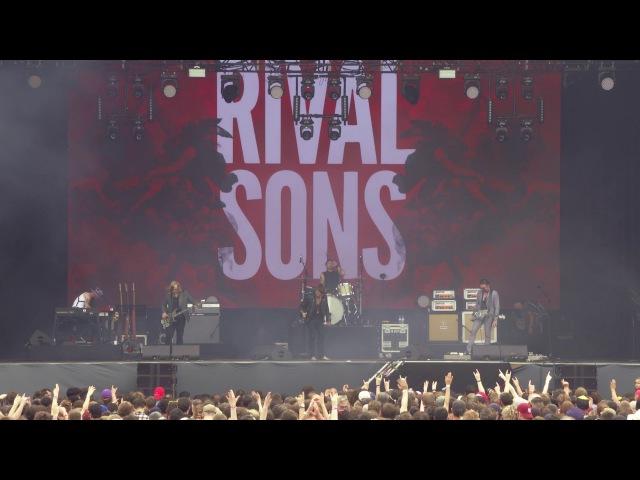 Rival Sons (full concert) - Live @ festival Lollapalooza Paris 2017