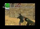 Counter-Strike 1.6 hitbox bug demonstration