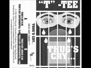 T-Tee - Thug's Cry [1996][Memphis,Tn][Tape Rip]