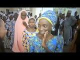 KIDNAPPED NIGERIAN CHIBOK SCHOOL GIRLS RETURN HOME BY CHIEF KOOFFREH TOP USA MUSIC STAR/CHAIRMAN