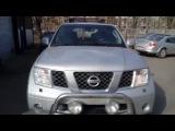 Nissan Pathfinder (2005-08)-полное решение по модификации на оборудование 08it Clarion
