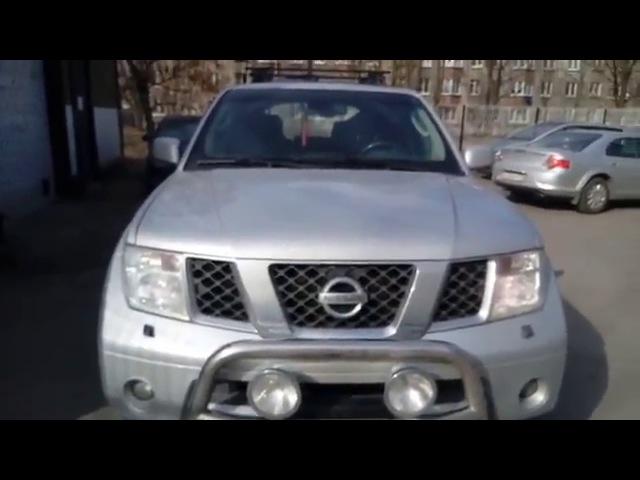 Nissan Pathfinder 2005 08 полное решение по модификации на оборудование 08it Clarion