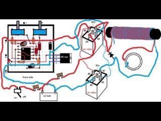 ВОДОРОД С ВОДЫ How to Make a Buck Converter Circuit HHO