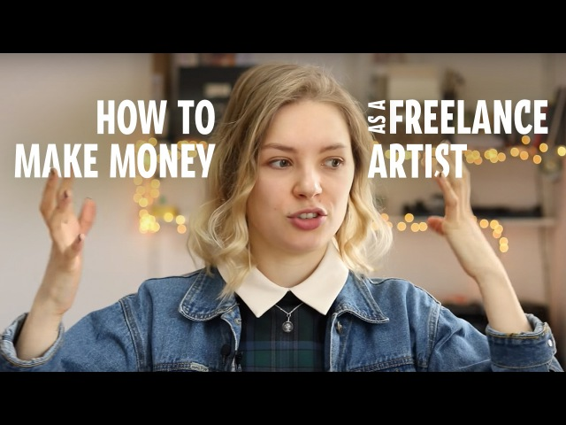 WTF How to make money as a freelance artist