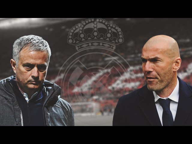 Real Madrid Mourinho vs Zidane - Worlds Fastest Counter Attack   1080p HD