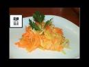 Очень быстрый и полезный Морковный Салат с редькой по-Средиземноморски/Havuclu turp sa...