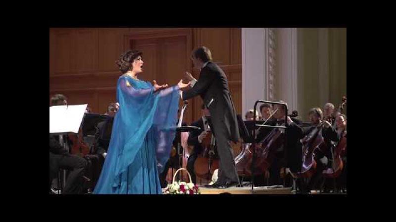 Вероника Джиоева Veronika Dzhioeva Pace pace mio Dio La Forza del Deastino G Verdi