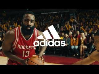 adidas. Ты меняешь баскетбол -- Джеймс Харден