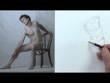 60 Minute Figure Drawing - Torso - Gesture - Platforms