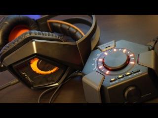 Обзор ASUS STRIX DSP : Наушники + звуковая карта
