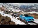 УАЗ Патриот Hyundai Creta Renault Duster и Kaptur в Дагестане