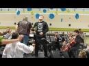 Симфонічний рок-оркестр «BREVIS» Виступ у Рівному, ТЦ Екватор