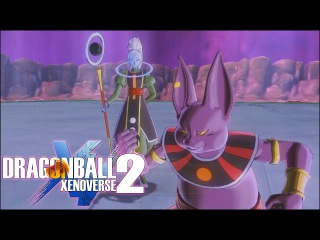 Dragon Ball Xenoverse 2 DLC Pack 2 Story Mode Preview - CHAMPA & VADOS ENGLISH VOICES, Tag Team