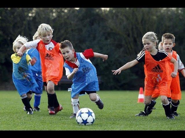 KNVB-oefenstof: Het trainen van F-pupillen