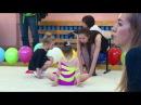 Показательные выступления по художественной гимнастике 27.05.17 Часть 1.