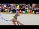 Показательные выступления по художественной гимнастике 27.05.17