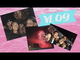 VLOG: бэк ту скул или как мы встретили Билана (27/08/2017)