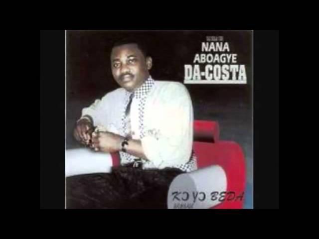 Aboagye Dacosta - Ghana Highlife