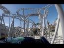 Green Hornet - Hight Speed Chase : Dubai Parks and Resort (HD POV)