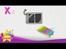 X is for Xray Xylophone Letter X Alphabet Song Learning English for kids