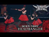 BABYMETAL - HEADBANGER LIVE AT BUDOKAN BLACK NIGHT 2014 Full HD