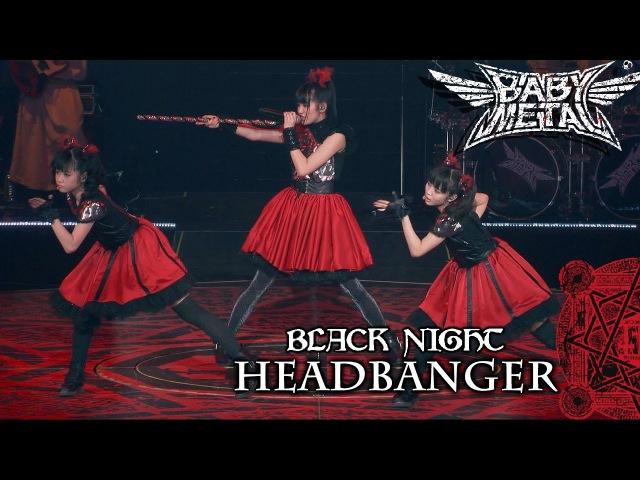BABYMETAL HEADBANGER LIVE AT BUDOKAN BLACK NIGHT 2014 Full HD