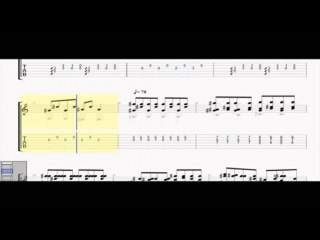 Lux Aeterna - Requiem For A Dream - Fingerstyle Guitar Tab