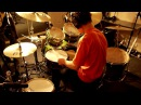 PAUL GILBERT - Eudaimonia Overture - DRUM AND BASS COVER