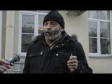 Подача в Смольный заявки на Марш в защиту Петербурга