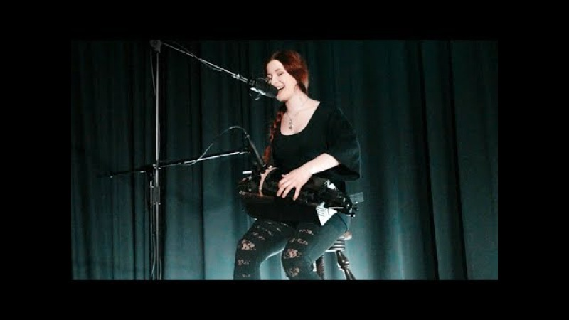 Sweet Dreams Hurdy Gurdy Cover Patty Gurdy Live Session