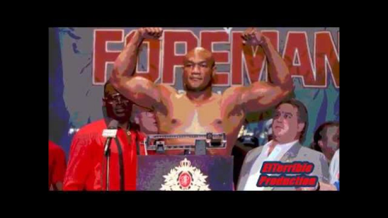 Top 20 George Foreman Best Knockouts HD