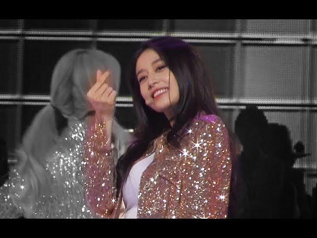 Jiyeon T-ara - Roly Poly - 170704 Open Concert - 지연 티아라 직캠