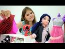 Мультики для девочек Леди БАГ и Супер Кот Маринетт меняет профессию! Видео про ...