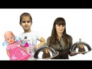 Bad baby куклы пупсики Беби бон ИСТЕРИКА Детский сад Алина КАК МАМА и вредные детки ...