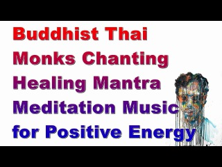 Quantum Meditation i KRYON | Buddhist Monks, Chanting Healing Mantra for Positive Energy